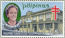 [Tax for the Philippine Tuberculosis Society - Julia V. de Ortigas and Tuberculosis Society Building, Typ O]