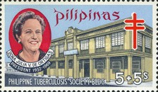 [Tax for the Philippine Tuberculosis Society - Julia V. de Ortigas and Tuberculosis Society Building, Typ O1]