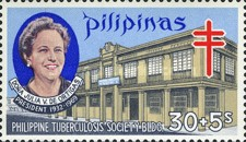 [Tax for the Philippine Tuberculosis Society - Julia V. de Ortigas and Tuberculosis Society Building, Typ O2]