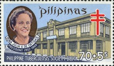 [Tax for the Philippine Tuberculosis Society - Julia V. de Ortigas and Tuberculosis Society Building, Typ O3]