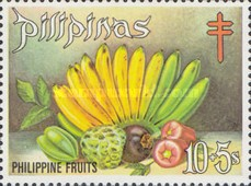 [Tax for the Philippine Tuberculosis Society - Fruits, Typ T]