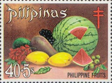 [Tax for the Philippine Tuberculosis Society - Fruits, Typ U]