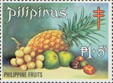 [Tax for the Philippine Tuberculosis Society - Fruits, Typ V]