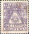 [Telegraph Stamps - Inscription