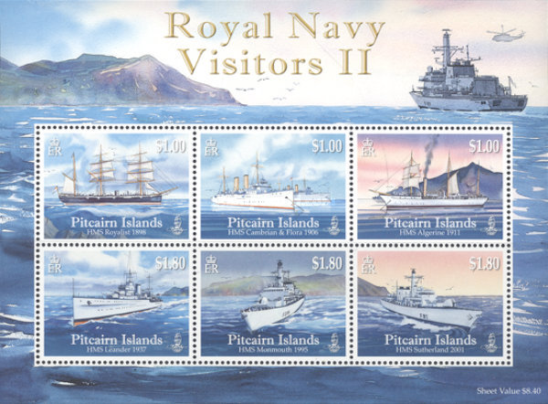 [Royal Navy Ships, type ]