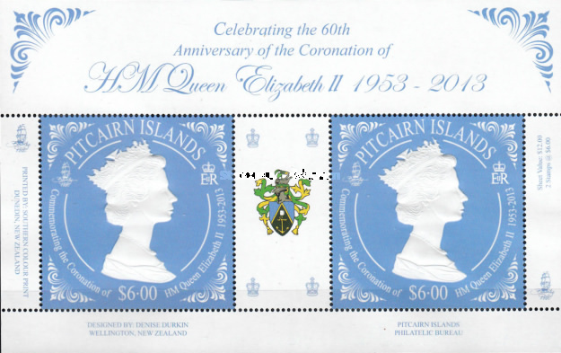 [The 60th Anniversary of the Coronation of Queen Elizabeth II, type ]