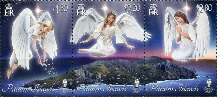 [Christmas - Angels Over Pitcairn, type ]