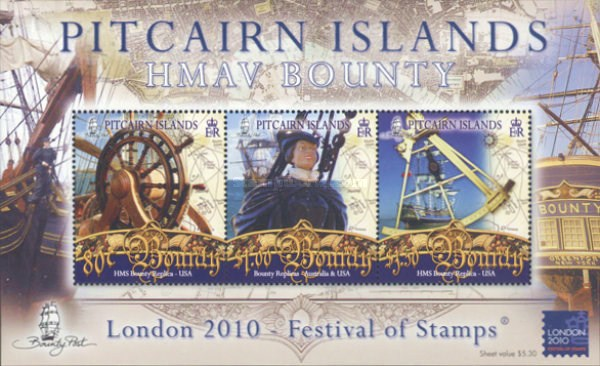 [International Stamp Exhibition LONDON 2010, type ADW]