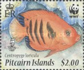 [WWF - Fish, type ADZ]