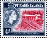 [Issue of 1957 Overprinted