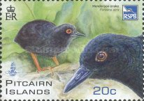 [Rare Birds of Henderson Island, type AEX]