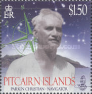 [Prominent Pitcairners - Parkin Christian, 1883-1971, type AFG]