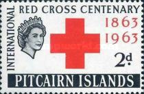 [The 100th Anniversary of Red Cross, Typ AK]