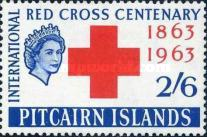 [The 100th Anniversary of Red Cross, Typ AL]