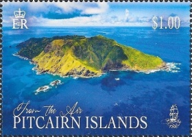 [Pitcairn from the Air, type AMS]