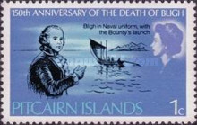 [The 150th Anniversary of the Death of Admiral Bligh, 1754-1817, type CG]