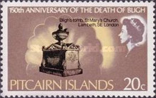 [The 150th Anniversary of the Death of Admiral Bligh, 1754-1817, type CI]