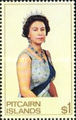 [Queen Elizabeth II, type EP]