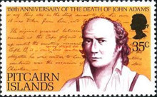 [The 150th Anniversary of the Death of John Adams,