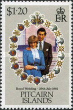 [Royal Wedding of Prince Charles and Lady Diana Spencer, type HC]