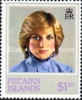 [The 21st Anniversary of the Birth of Diana, Princess of Wales, type HM]