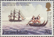[The 175th Anniversary of Folger's Discovery of the Settlers, type HW]
