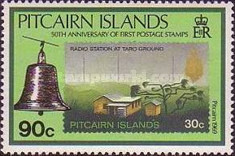[The 50th Anniversary of the Pitcairn Islands Stamps, type MZ]
