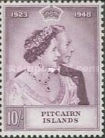 [The 25th Anniversary of the Wedding of King George VI and Queen Elizabeth, type N]