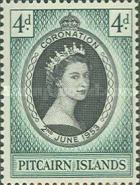 [Coronation of Queen Elizabeth II, type S]