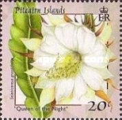 [Flowers of Pitcairn Islands, Typ UH]