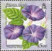 [Flowers of Pitcairn Islands, Typ UP]