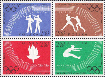[Olympic Games - Rome, Italy, type ]
