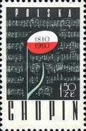 [The 150th Anniversary of the Birth of Frédéric Chopin, type ACN]
