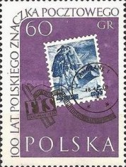 [The 100th Anniversary of Polish Stamps, type ACQ]