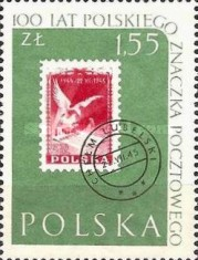 [The 100th Anniversary of Polish Stamps, type ACS]