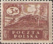 [South and North Poland Issues - Uniform Currency, type AD]