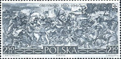 [The 550th Anniversary of the Battle of Grunwald, type ADO]