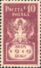 [Introduction of the Polish Parliament, type AG]