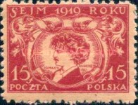 [Introduction of the Polish Parliament, type AH]