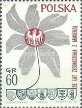 [The 25th Anniversary of the End of World War II and of the Recovery of Polish Territory, type BHG]