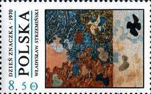[The Day of the Stamp: Contemporary Polish Painting, type BIT]