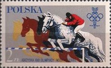 [Winter & Summer Olympic Games - Lake Placid, USA & Moscow, USSR, type CHC]
