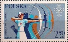 [Winter & Summer Olympic Games - Lake Placid, USA & Moscow, USSR, type CHD]