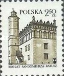 [The 1000th Anniversary of the Town Hall of Sandomierz, type CIH]