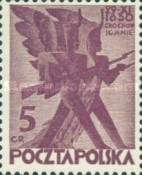 [The 100th Anniversary of Polish November Uprising 1830, type CJ]