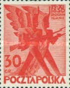 [The 100th Anniversary of Polish November Uprising 1830, type CJ3]