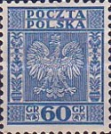 [Coat of Arms of Poland - Vertical Lines in Background, type CL6]