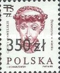 [Wawel Heads - Overprint, type DCJ]