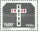 [The 50th Anniversary of the Katyn Massacre, type DDC]