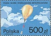 [The Polish Hydrological and Meteorological Service, type DDF]